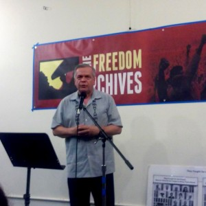 Freedom Archives Event-Oct 2015