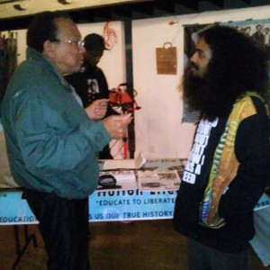 Oakland Jericho Event Nov 2015