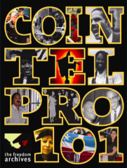 he government's wars and repression against progressive movements. COINTELPRO represents the state's strategy to prevent movements and communities from overturning white supremacy and creating racial justice.